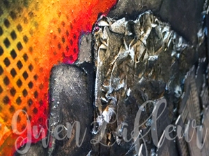 detail-Salt-Lake-City-Mixed-Media-Painting-Close-up-2-Gwen-Lafleur-WM