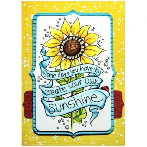 Create Sunshine by Alison Heikkila