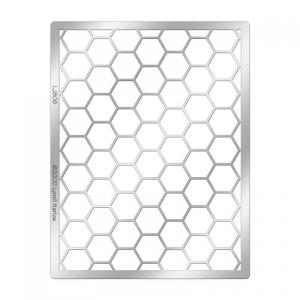 DWLJ806 Honeycomb Stencil