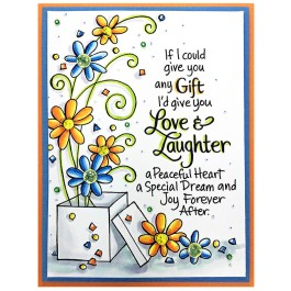 Laughter Gift by Rhea Weigand