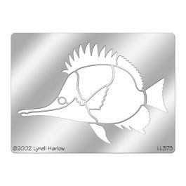 DWLL373 Oi Oi Fish Stencil
