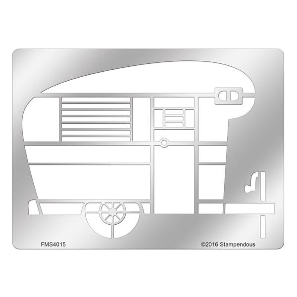FMS4015 Camper Stencil