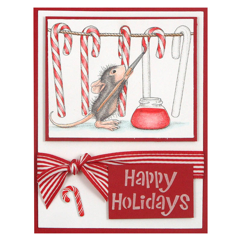 Happy Holidays by Kristine Reynolds