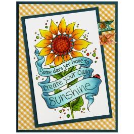 Create Sunshine by Jennie LIn Black