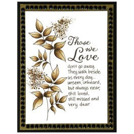 Those We Love - Gold - Jennie Lin Black