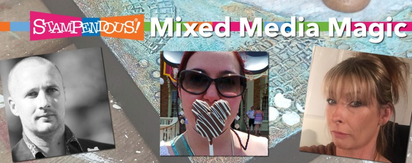 Mixed Media Artists Banner