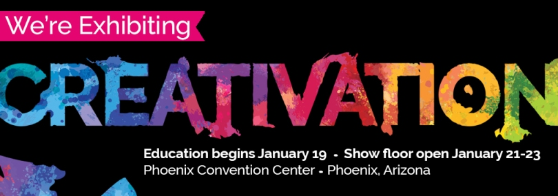 Creativation Banner