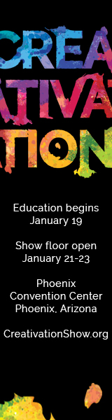 Creativation Show Banner