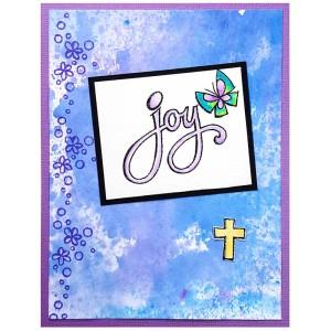 Bible Journal Card by Jamie Martin