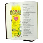 Bible Journaling by Janelle Stollfus