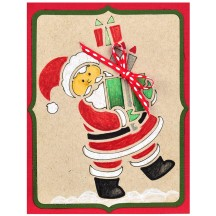 Santa's Gifts by Fran Seiford