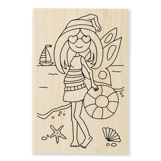 PLP09 Whisper Friend Beach Girl