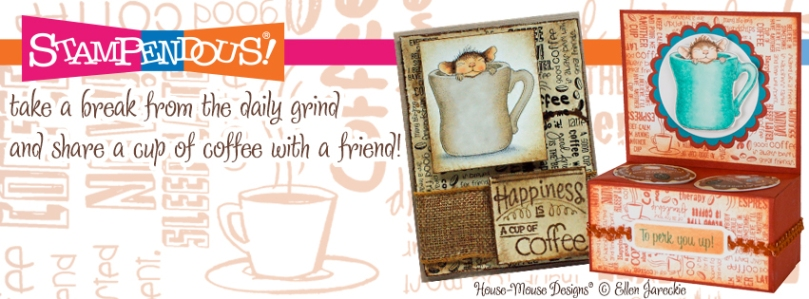 Coffee Lovers Blog Hop Header