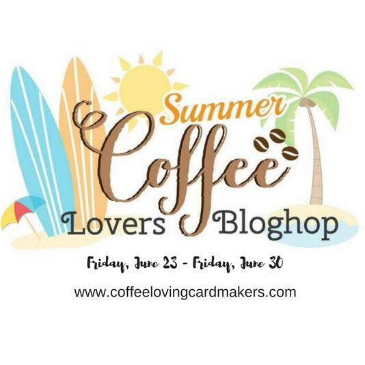 Summer Coffee Lover's Blog Hop