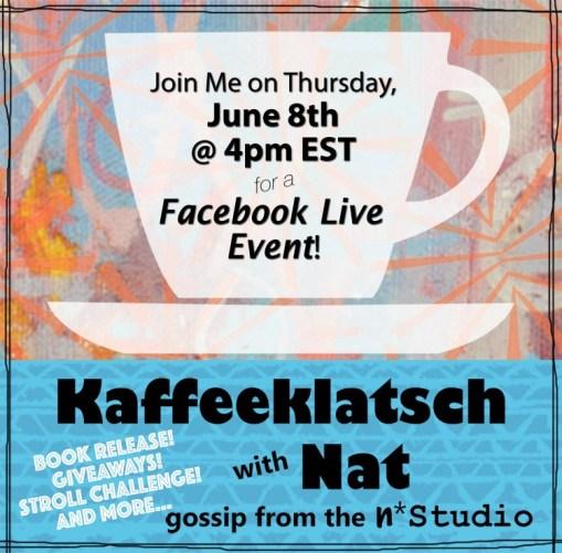 Nathalie's Facebook Live Event Link
