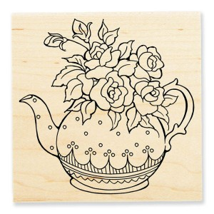 Teapot Posies