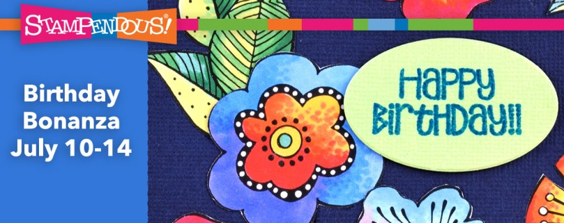 Birthday bonanza laurel burch