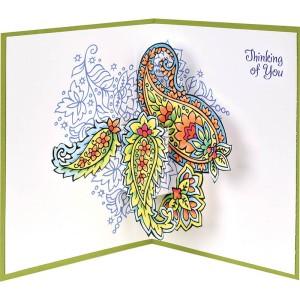 Paisley Patterns Card