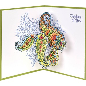 Paisley Patterns Card