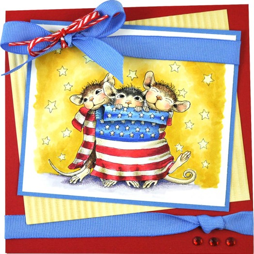 Star Spangled Mice