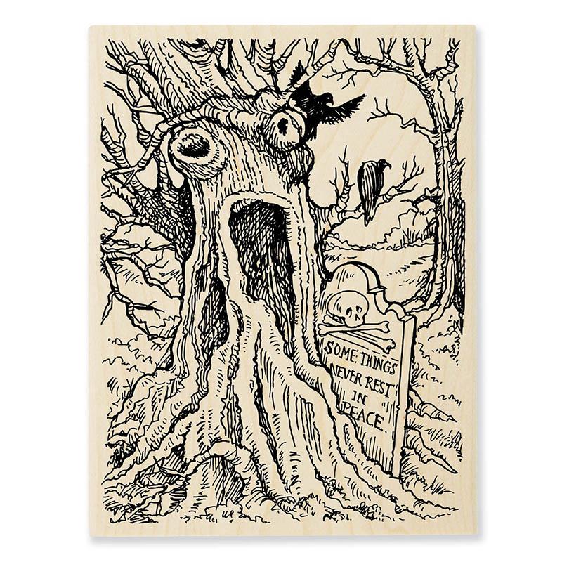 R295 Haunted Tree