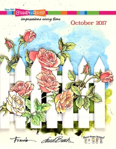 Stampendous October Catalog