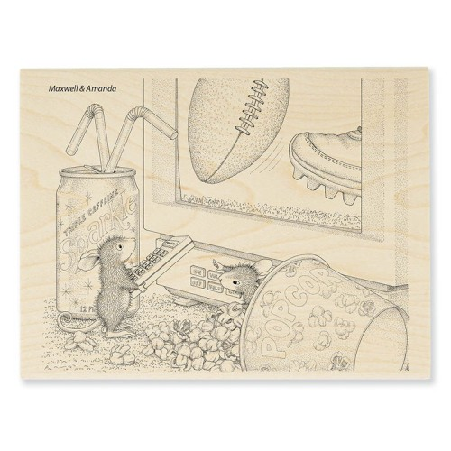 HMR95 House-Mouse Designs® Game Day