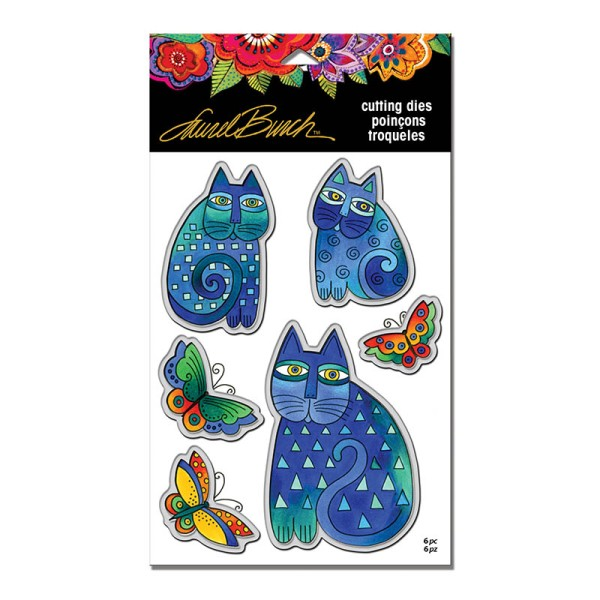 Laurel Burch Indigo Cats dies
