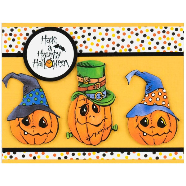 CLD02 Halloween Hats by Debi Hammons