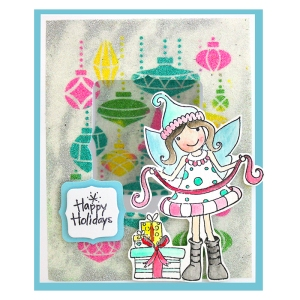 PLP14 Whisper Friends Gift Wrapping by Sandra Ghidara