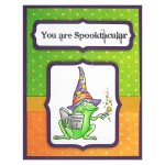 Froggy Spells and Spooky Wishes by Kristine Reynolds