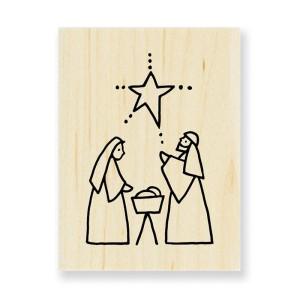E287 Tiny Nativity