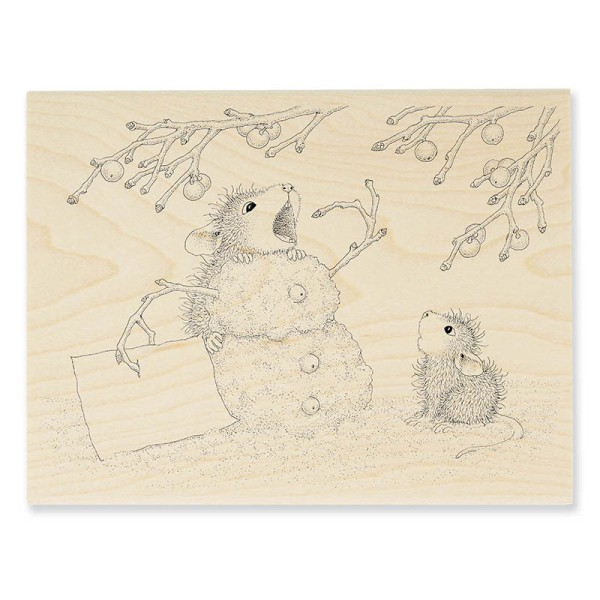HMR107 Hungry Snowman