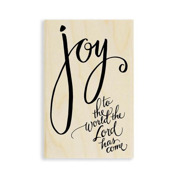 M334 Joy Has Come