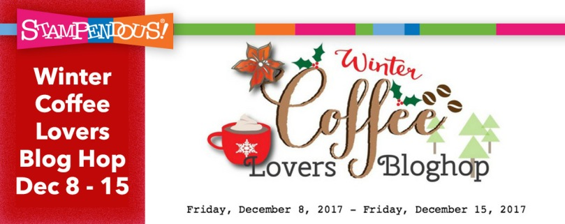 Coffee Lovers Blog Hop Banner