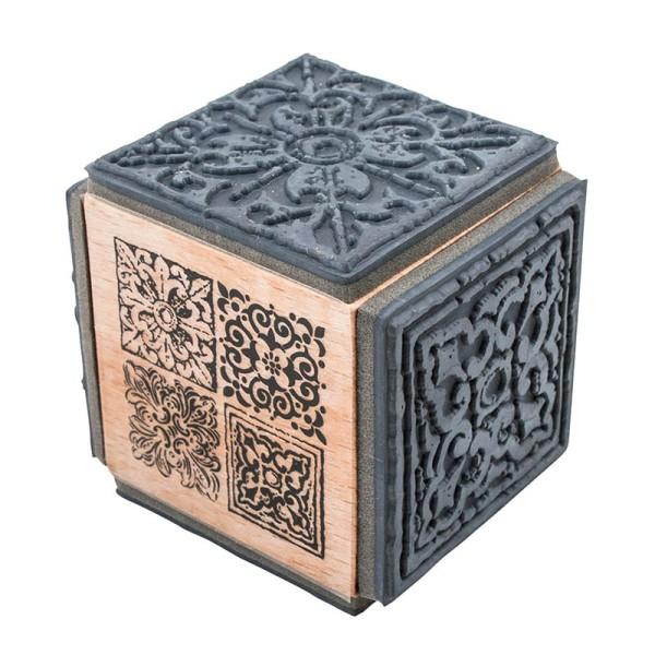 Tiled Quad Cube