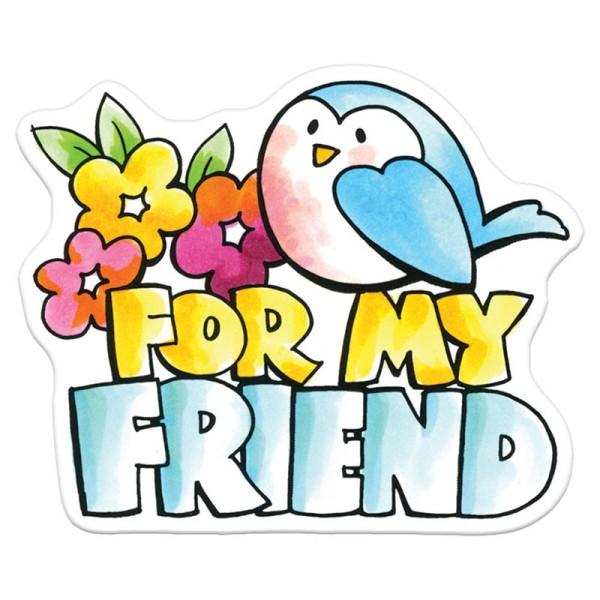 CUR01 Curio Birdie Friend