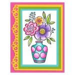 Blossom Vase by Kristine Reynol