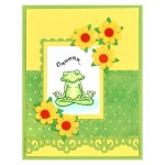 Frog Yoga by Kristine Reynolds