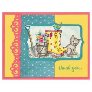 Garden Boots by Kristine Reynolds