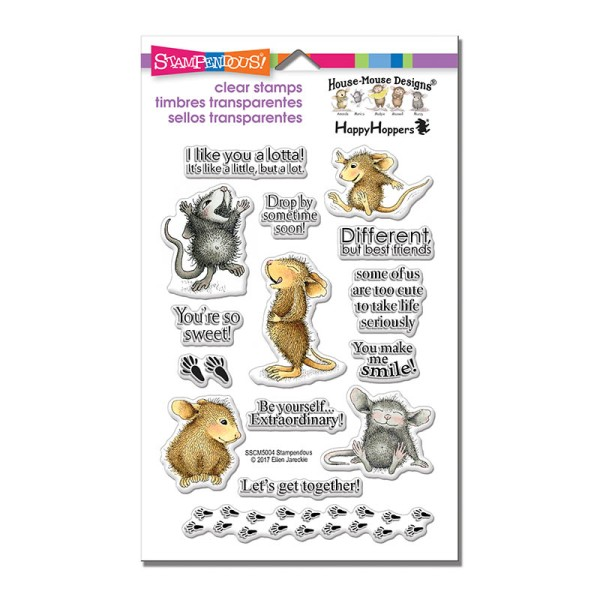 SSCM5004 So Sweet Perfectly Clear Stamps