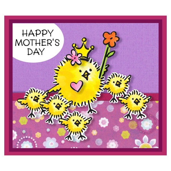 Happy Mother's Day Everyday Chicks Card