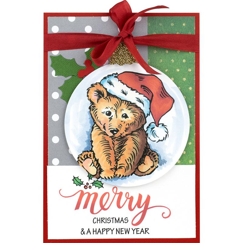 Brown Bear Merry by Fran Seiford