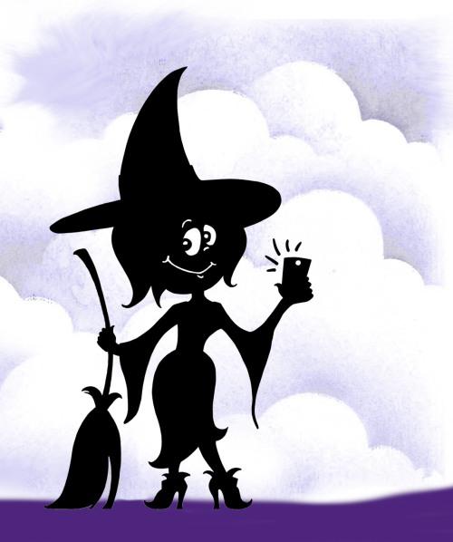 M339 Selfie Witch