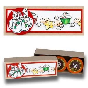 Cookie Christmas K-Pod Holder by Debi Hammons