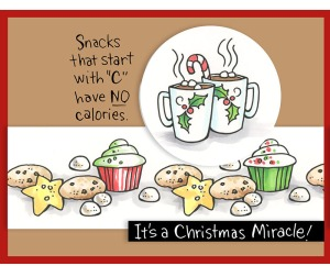 Cookie Christmas by Fran Seiford