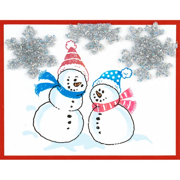 SSC1293 Snowman Accessories by Debi Hammons
