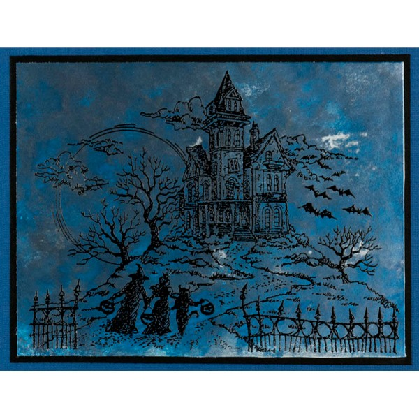 Haunted Hill by Debi Hammons