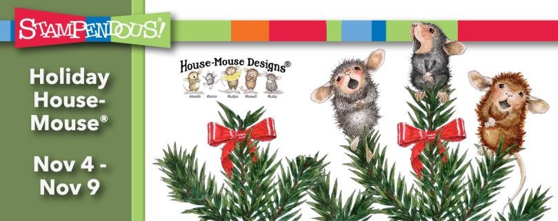 House-Mouse Holiday Season