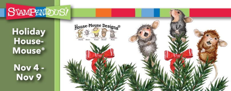 House-Mouse Holiday Season